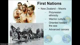 Geog 2750: Oceania Peoples and Economics