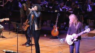 Alice in Chains Symphony Legacy Benaroya Hall Seattle WA Nov 2 2007