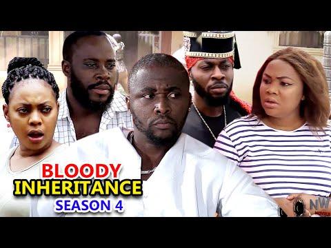 BLOODY INHERITANCE SEASON 4 - (Trending New Movie HD) 2021 Latest Nigerian Nollywood Movie