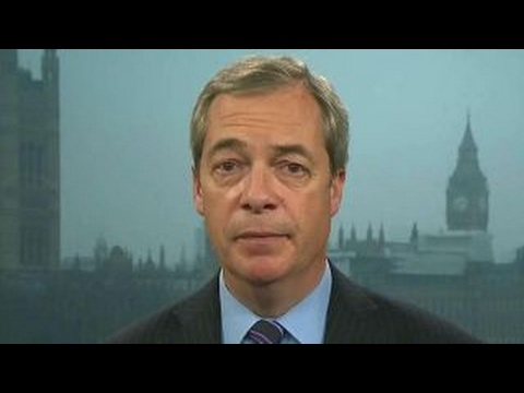 Farage on Trump immigration policy, shared interests with UK