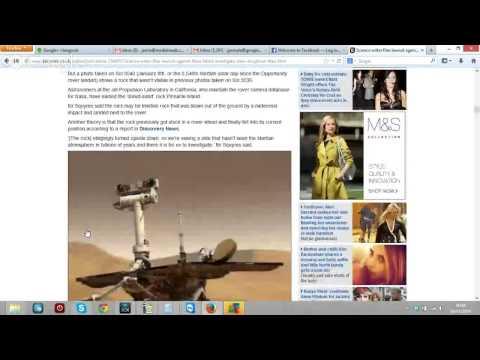The Jelly Doughnut On Mars - The Latest News On It