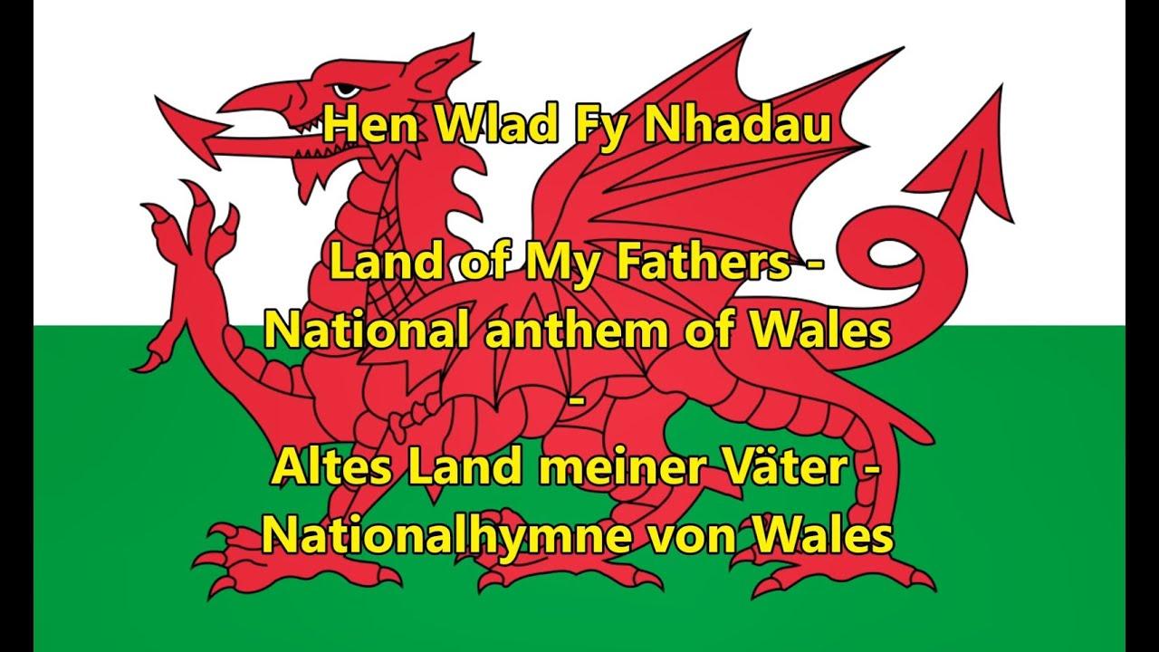 Wales Nationalhymne