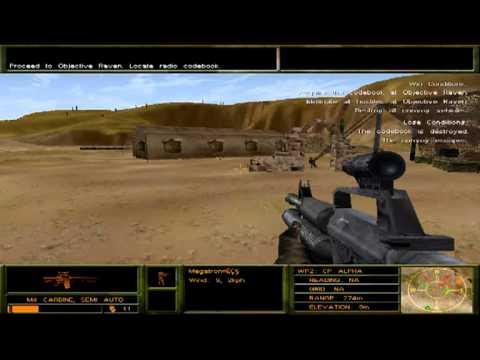 Delta Force 2 PC Mission Deception  