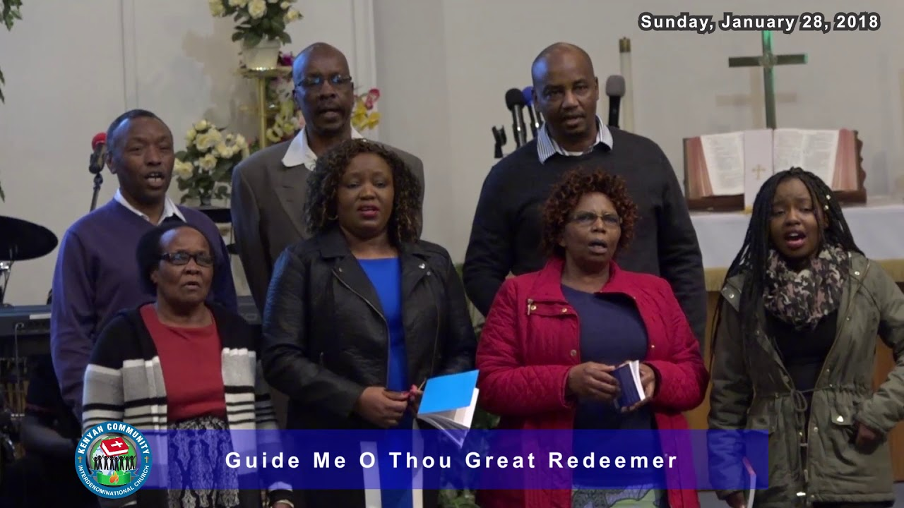 guide me o thou great redeemer chords