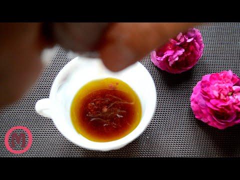 Как в домашних условиях приготовить розовое масло