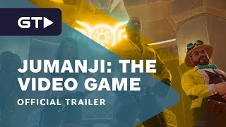Jumanji: The Video Game - Official Launch Trailer
