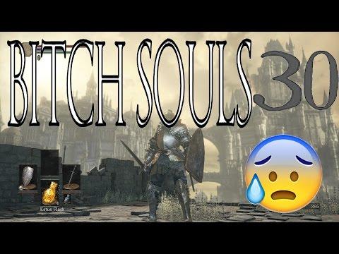 Bitch Souls #30 - Figuring Out Health Drain Mechanics