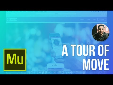 A Tour of MOVE for Muse