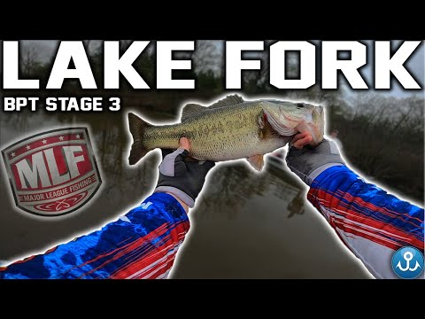 Major League Fishing BPT Stage 3 - Lake Fork, Texas