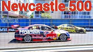 A Day at the Races - V8 Supercars Newcastle 500 - A Taste of True Aussie Culture