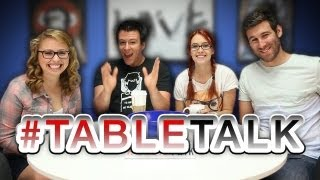 Laci Green, Pet Names, Tipping, and Monster Movies! #TableTalk