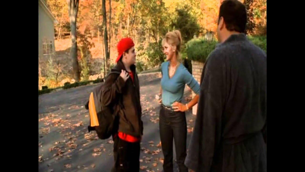 The Sopranos: Tony likes some pulp