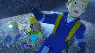 Sam el Bombero en Español 🌟 Rescate bajo el agua -  5 episodios de compilación 🔥 Capítulos completos