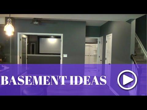 Design Your Basement Ideas