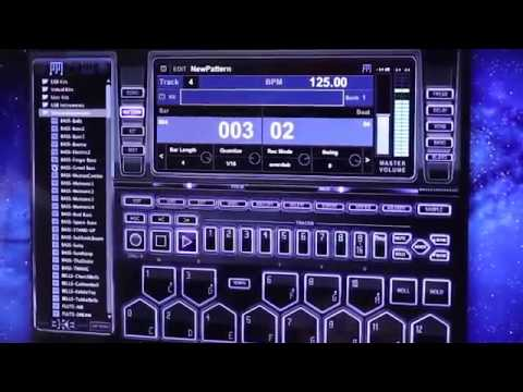 Music making program for rap hip hop dubstep house for House music maker