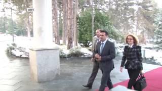Zaev, në Presidencë me 67 mandate - Top Channel Albania - News - Lajme