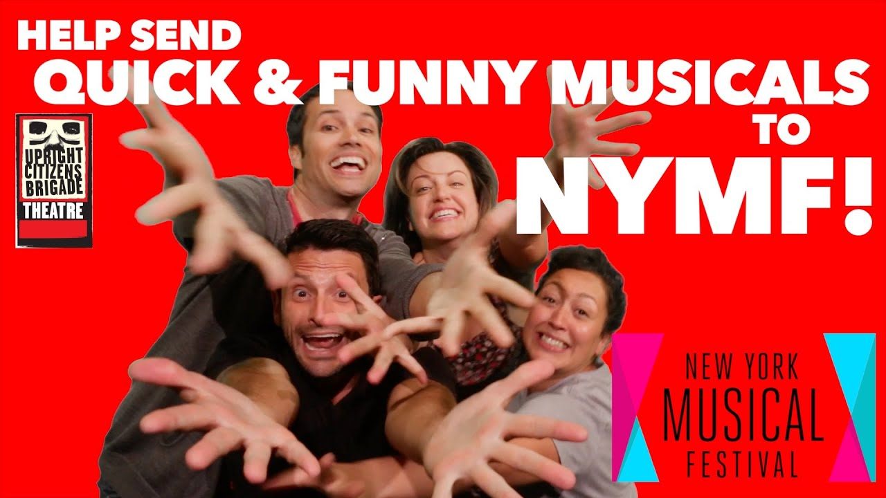 New York Musical Festival :: Quick & Funny Musicals (NYMF