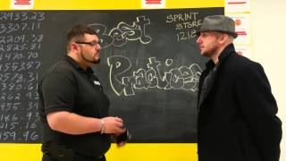 Sprint Store 1218 Best Practices