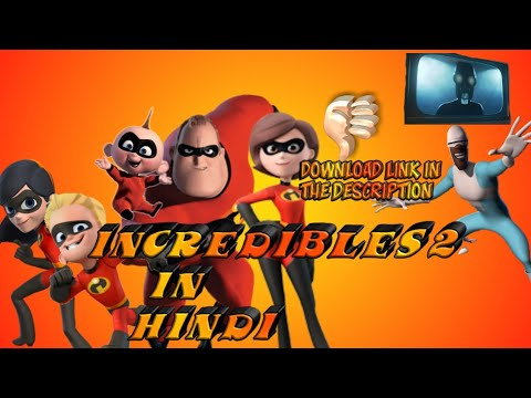 How To Download Incredibles 2(in Hindi)