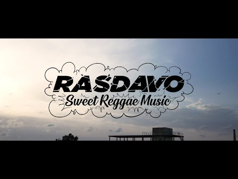 RASDAVÓ - SWEET REGGAE MUSIC (VIDEOCLIP OFICIAL)
