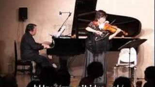 デュオ三木による恒例の「冬のファンタジー」ディナーコンサート 演奏曲...