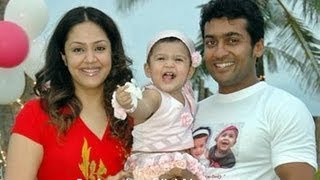 surya jyothika daughter diya photos