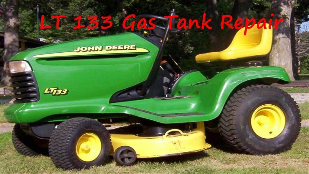 medium resolution of lt 133 gas tank repair
