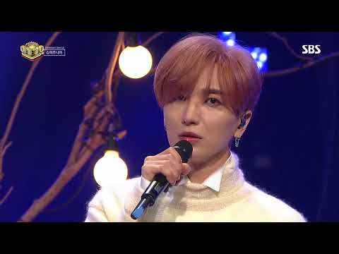 [Comeback Special] 171112 Super Junior - One More Chance @ SBS Inkigayo (1080p/60FPS)