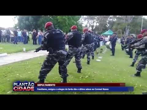 O deputado estadual Coronel Azevedo (PSC) externou sua indignação com a morte de mais um policial potiguar. ( Veja vídeo)