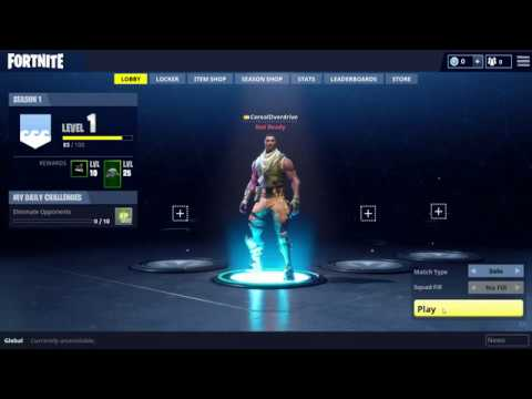 Fortnite Battle Royale Run On A High End Gaming Laptop Computer Hp