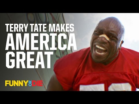 Terry Tate Makes America Great