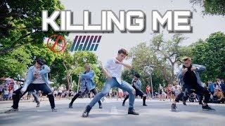 [KPOP IN PUBLIC CHALLENGE] iKON (아이콘) - '죽겠다(KILLING ME)' DANCE COVER by C.A.C from Vietnam