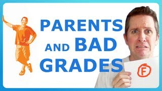 BAD GRADES!! how to tell your parents you got bad grades!