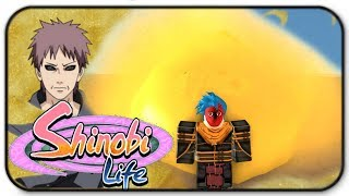 Roblox Shinobi Life - Gold Dust Element Gameplay And How To Get It