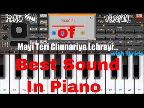 Chunar Piano Version | ABCD 2 | Piano Version | Arijit Singh | Sachin - Jigar