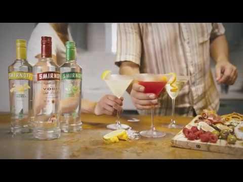 Martini 3 Ways