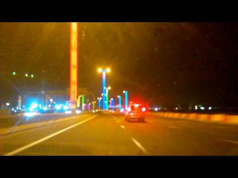 Watch! Fantastic New Colored Lights in Qatar 2017