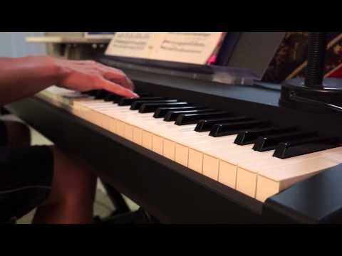 So Close by Jon McLaughlin (piano cover)