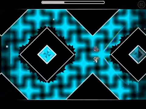 """Geometry Dash Very Easy Demon Level - """"Atlas"""" by: Funny Game"""