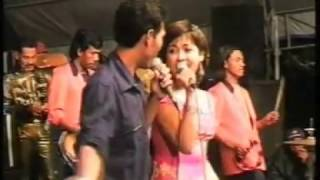 Bahtera Cinta - Lusiana Safara dan Brodin - OM Palapa - duet mesra