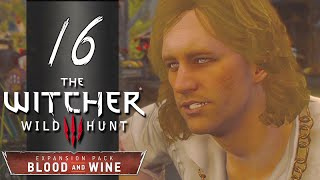 Blood and Wine Witcher 3 - Part 16 - Obsessed  - Let