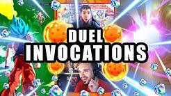 Duel INVOCATION DRAGON BALL LEGENDS vs FITZADRI pour VEGETTO BLUE LF