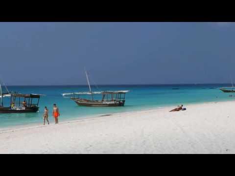 Kendwa Beach Zanzibar December 2016