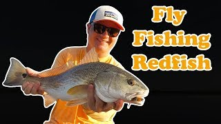 Download Video FLY FISHING REDFISH | Mosquito Lagoon, FL MP3 3GP MP4