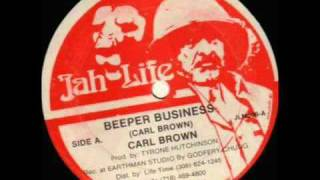 Carl Brown   Beeper Business   YouTube