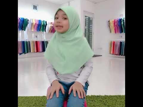 Ume Hijab (Soft Awning) Kids Hijab