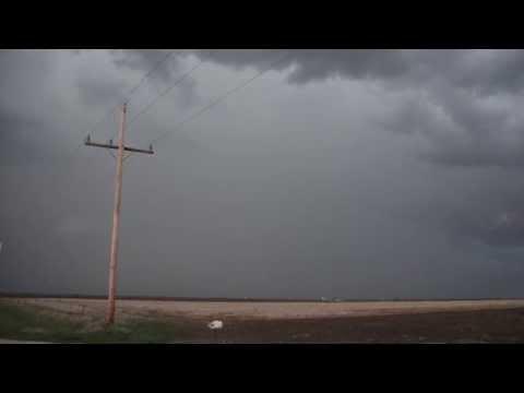 Heavy Rain - Hays, KS 5/8/2013