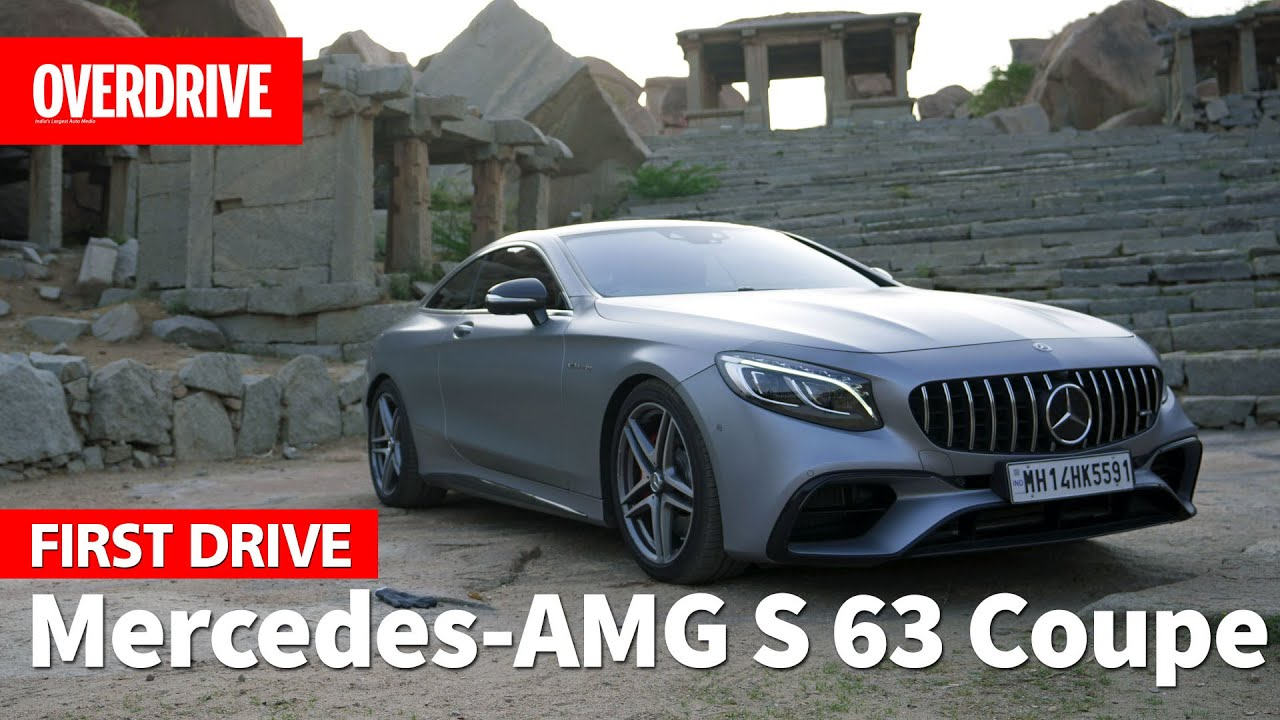 Mercedes-AMG S 63 coupé | Review | OVERDRIVE