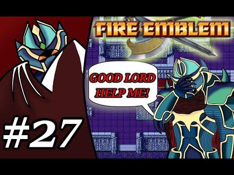 Let's Play Fire Emblem: Blazing Sword Chapter 26 (BLAZEPLAYS)