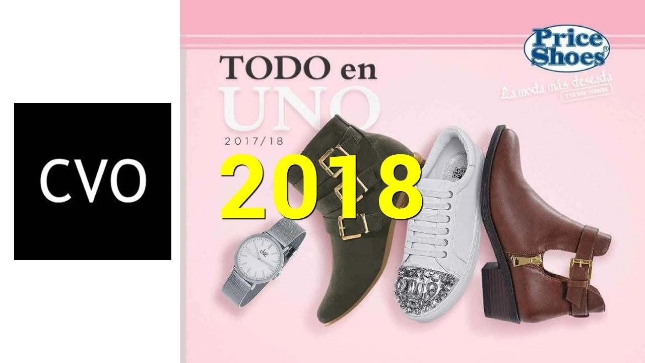 0e88514017 Catálogo Price Shoes TODO EN UNO 2018 (COMPLETO) con PRECIOS - YouTube
